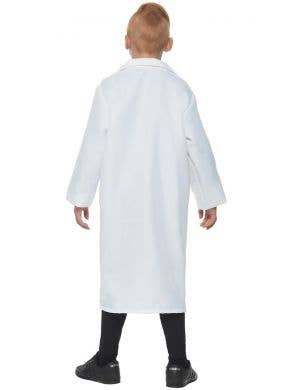 Scientist Lab Coat Kids Fancy Dress Costume
