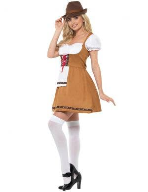 Bavarian Beer Maid Women's German Oktoberfest Costume