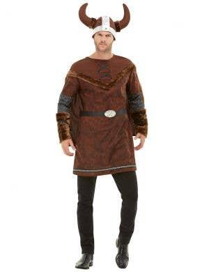 Viking Barbarian King Men's Costume