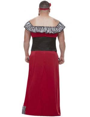 Bearded Lady Novelty Men's Fancy Dress Costume
