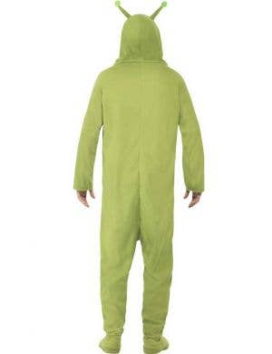 Alien Onesie Men's Fancy Dress Costume