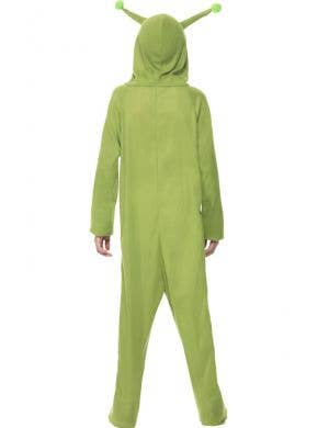 Alien Boys Onesie Halloween Costume