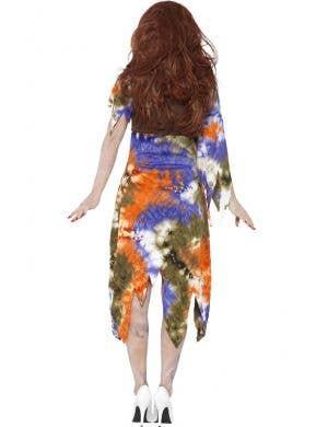 Ravenous Retro Hippie Women's Zombie Costume