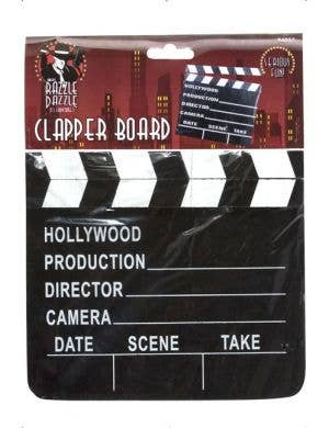 Hollywood Scene Clapboard Costume Accessory