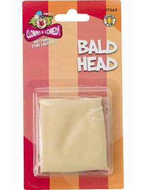Nude Bald Cap Costume Accessory