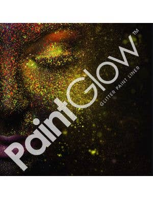Glitter Me Up UV Reactive Pro Liner Makeup Stick - Fuchsia
