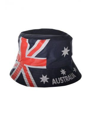 Aussie Flag Adults Bucket Hat