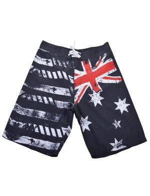 Australia Day Aussie Flag Men's Board Shorts