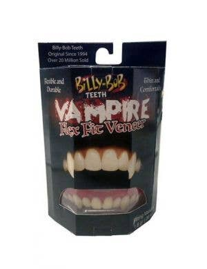 Billy Bob Vampire Flex Fit Veneer Costume Accessory