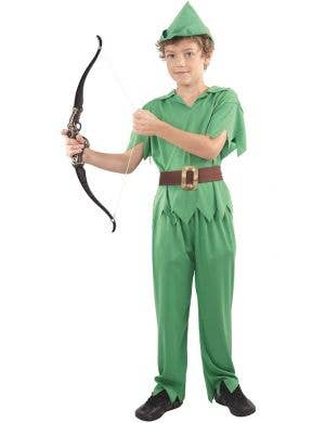 Peter Pan Neverland Boys Book Week Costume