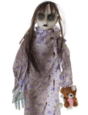 Dancing Doll Animated Halloween Prop with Sounds