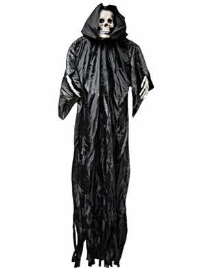 Grim Reaper Halloween Skeleton Decoration