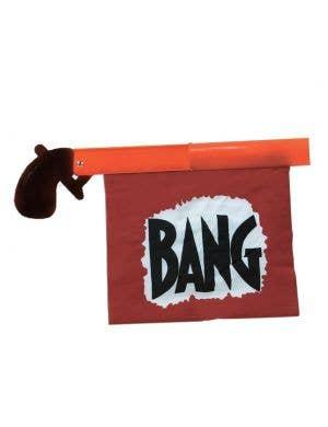 Novelty Bang Flag Gun - Small