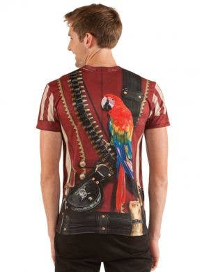 Faux Real Swashbuckling Pirate Costume Top