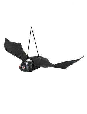 Large Hanging Bat Halloween Decorations - 6 Pack