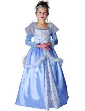 Cinderella at the Ball Girl's Book Week Costume