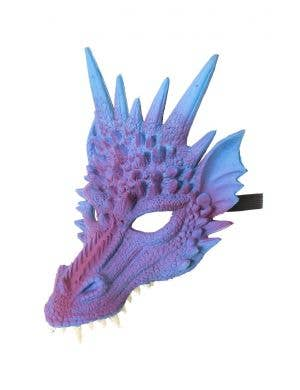 Dragon Kid's Purple Book Week Mask