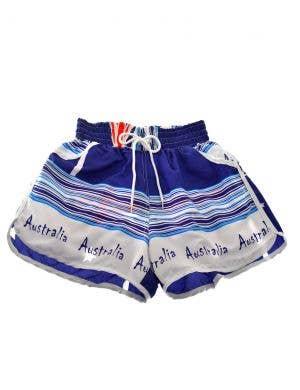 Aussie Flags Women's Australia Day Board Shorts