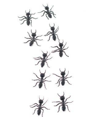 Creepy Ants Halloween Bug Prop - 10 pack