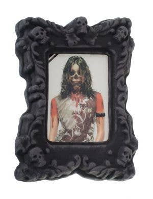 Spooky Holographic Photo Frame Halloween Decoration