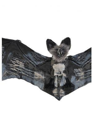Hanging Black and Grey 30cm Vampire Bat Halloween Decoration