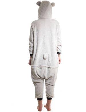 Aussie Koala Adult's Plush Onesie Costume