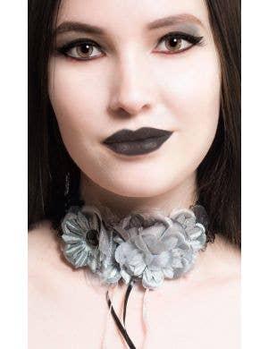Corpse Bride Gothic Halloween Choker