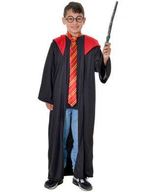 Wizard Boy Harry Kids Magical Dress Up Costume Set