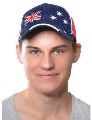 Australia Day Aussie Flag Baseball Cap Hat