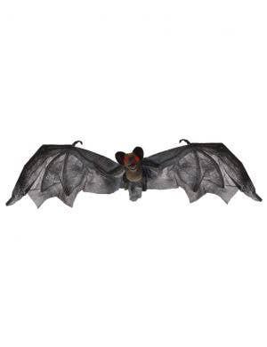 Light Up Halloween Black Bat 70cm Haunted House Decoration