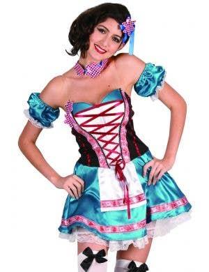 Beer Girl Women's Sexy Oktoberfest Costume