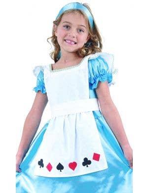Sweetie Alice Girls Fancy Dress Costume