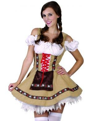 Alpine Girl Women's Traditional Oktoberfest Costume