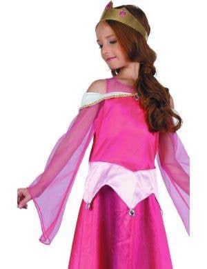 Sleeping Beauty Classic Girls Fairytale Costume