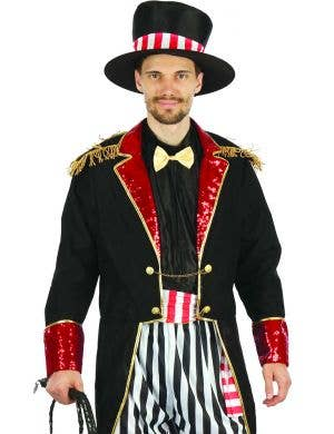Ringmaster Men's Circus Fancy Dress Costume