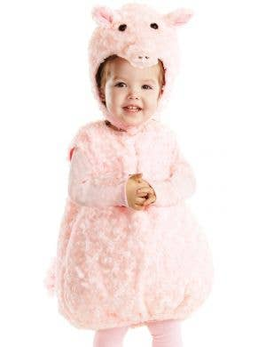Piglet Plump Pink Toddler Fancy Dress Costume