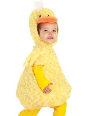 Duckling Chunky Toddler Fancy Dress Costume