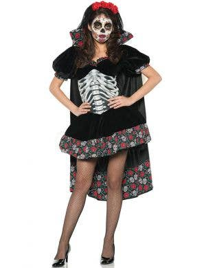 Day of The Dead Senorita Women's Sexy Costume