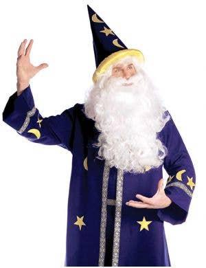 Spell Master Men's Halloween Wizard Costume