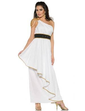 Athena Goddess Womens Sexy Fancy Dress Costume