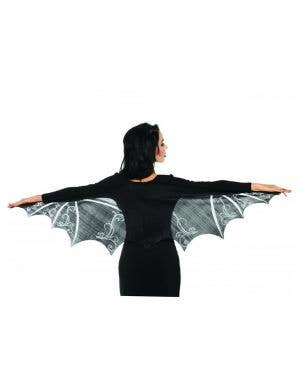 Vampiress Women's Black Vampire Halloween Costume