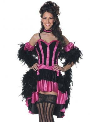 Ooh La La Women's Sexy Burlesque Costume