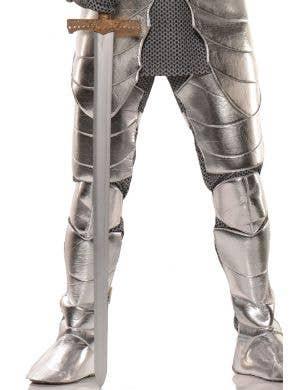 Knight In Shining Armour Men's Fancy Dress Costume