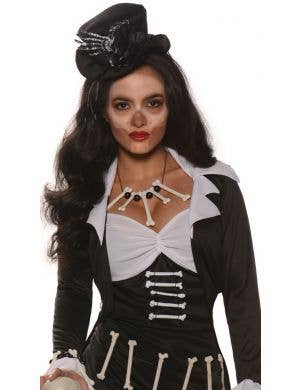 Voodoo Queen Women's Halloween Fancy Dress Costume