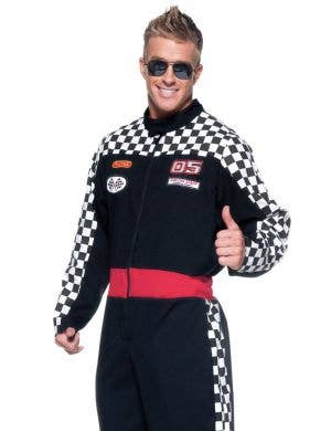 Speed Demon Men's Racer Costume