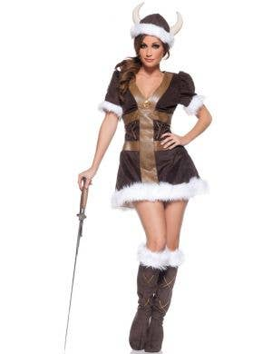 Viking Princess Women's Sexy Costume