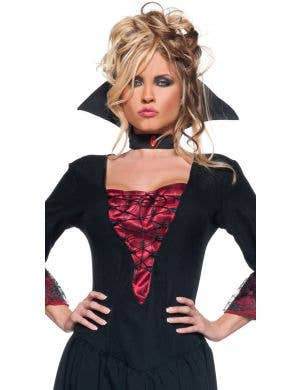 The Countess Women's Vampire Fancy Dress Costume