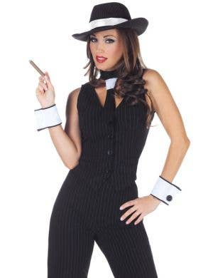 Bugsy Women 's 1920's Gangster Costume