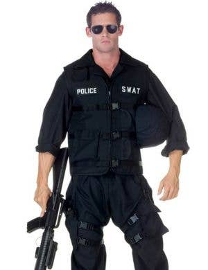 Special Forces Men's Deluxe SWAT Costume