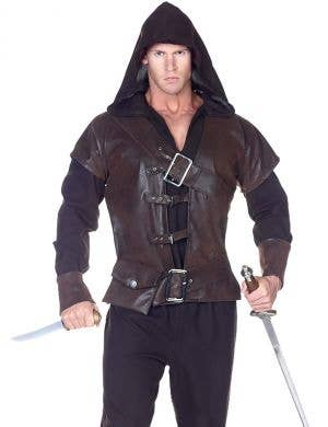 Medieval Assassin Men's  Costume